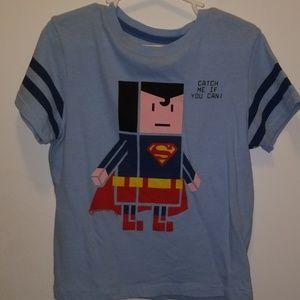 Love + Art Superman tshirt from GAP